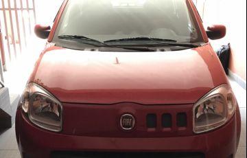 Fiat Uno Vivace 1.0 8V (Flex) 4p