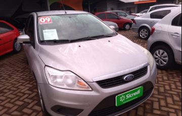 Ford Focus Sedan 1.6 16V (Flex)