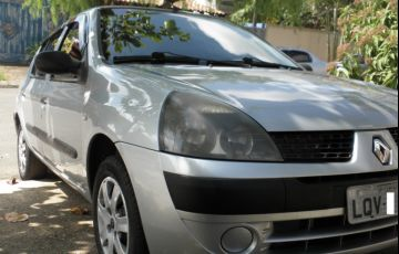 Renault Clio Sedan Expression 1.6 16V (flex)