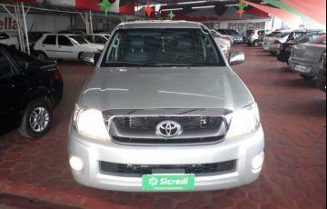 Toyota Hilux 2.7 SR CD 4x2 (Flex)