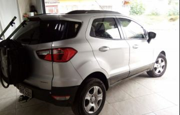 Ford Ecosport SE PowerShift 1.6 (Flex)