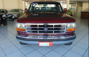 Ford F1000 XLT Turbo 4x4 4.3 (Cab Simples)