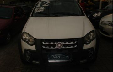 Fiat Weekend Adventure Locker 1.8 Flex
