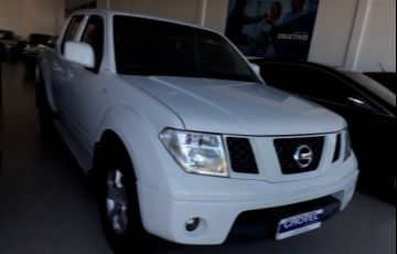 Nissan Frontier XE 4x2 2.8 Eletronic (cab. dupla)