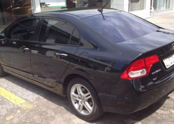 Honda New Civic EXS 1.8 16V (Aut) (Flex)   Foto #3
