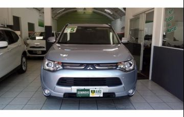 Mitsubishi Outlander 2.0 16V CVT
