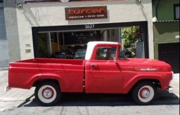Ford F-100 Cabine Simples 4.5 V8
