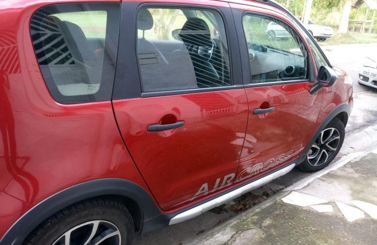 Citro U00ebn Aircross Glx 1 6 16v  Flex  2011  2012