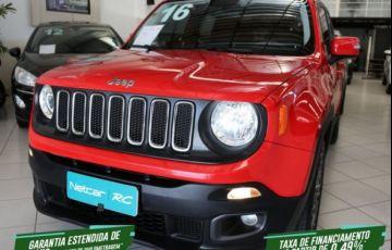 Jeep Renegade Longitude 1.8 16v Flex