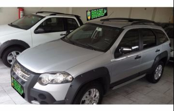Fiat Palio Weekend Adventure 1.8 16V (Flex)