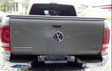 Volkswagen Amarok 2.0 CD 4x4 TDi Highline Ultimate (Aut)
