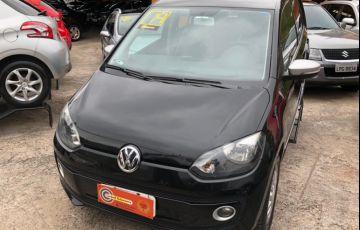 Volkswagen Up! 1.0 12v TSI E-Flex Black Up!