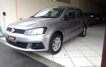Volkswagen Voyage 1.6 MSI Comfortline I-Motion (Flex)