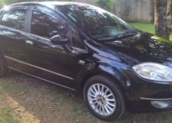 Fiat Linea Absolute 1.9 16V Dualogic (Flex)