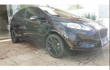Ford New Fiesta SEL Style 1.0 EcoBoost (Aut)
