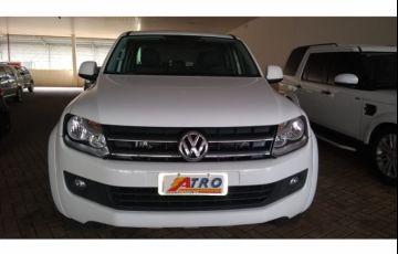 Volkswagen Amarok 2.0 CD 4x4 TDi Trendline (Aut)