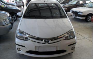 Toyota Etios Sedan XLS 1.5 16V Flex