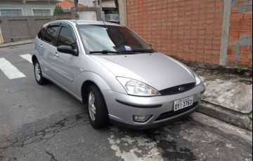 Ford Focus Hatch GLX 2.0 16V Duratec (Aut)