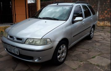 Fiat Palio Weekend Stile 1.6 16V (nova série)