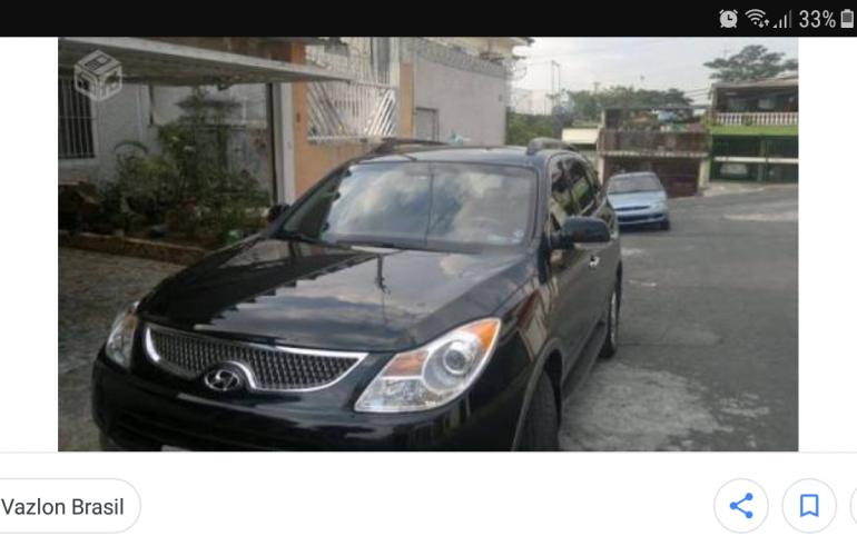 Preco Do Hyundai Veracruz Tabela Fipe