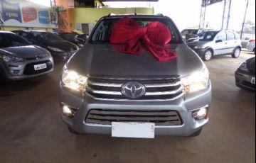 Toyota Hilux 2.8 TDi CD Srv 4x4 (aut)