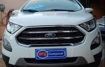 Ford Ecosport Titanium Plus PowerShift 2.0 16V (Flex)