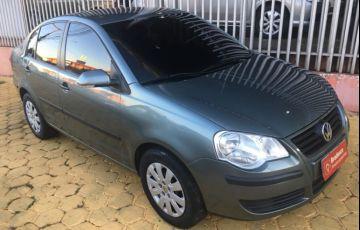 Volkswagen Polo Sedan 1.6 8V I-Motion (Flex) (Aut)
