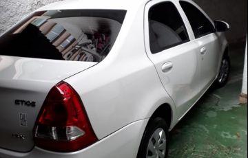 Toyota Etios Sedan X 1.5 (Flex) (Aut)