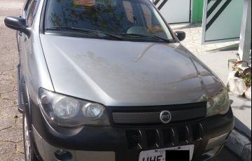 Fiat Palio Weekend Adventure 1.8 8V (Flex)