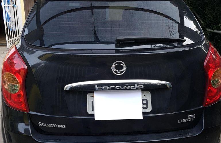 SsangYong Korando 2.0 GL AWD (aut) - Foto #1