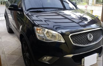 SsangYong Korando 2.0 GL AWD (aut) - Foto #8