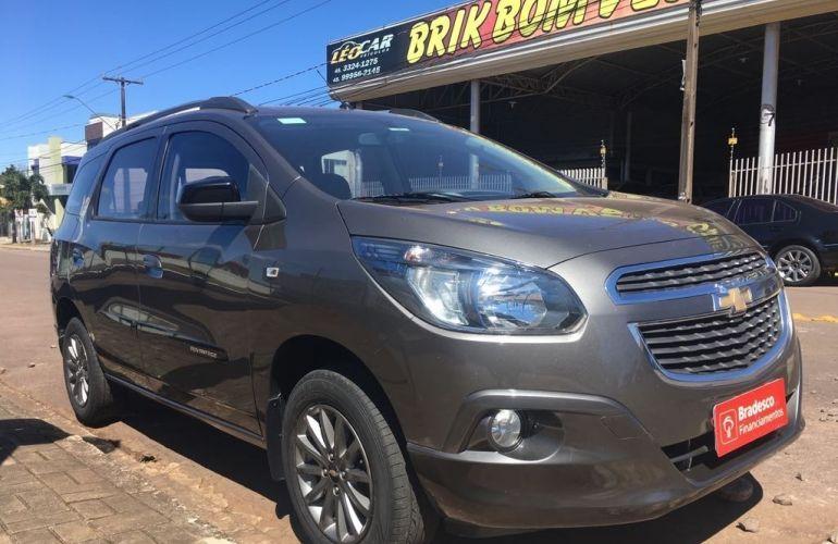Chevrolet Spin Em Entre Rios Guarapuava Pr Salo Do Carro