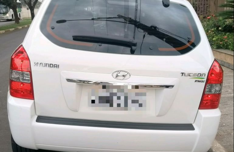 Hyundai Tucson GLS 2.0L 16v Base (Flex) (Aut) - Foto #7