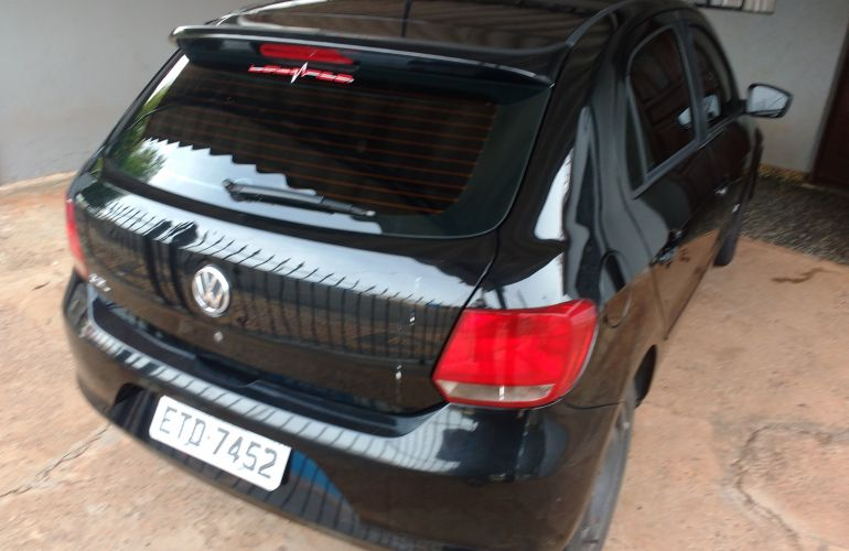 Volkswagen Novo Gol 1.0 TEC (Flex) 4p - Foto #6