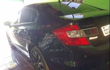 Honda Civic Preto Thumb