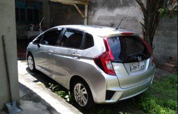 Honda Fit 1.5 LX CVT (Flex) - Foto #6