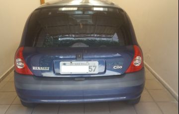 Renault Clio Hatch. Authentique 1.0 8V