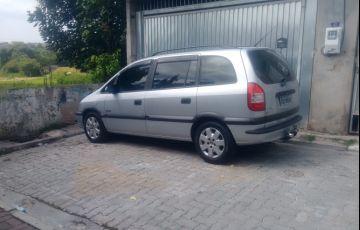 Chevrolet Zafira Comfort 2.0 (Flex) - Foto #1