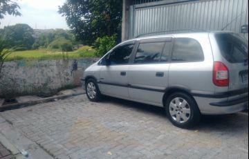 Chevrolet Zafira Comfort 2.0 (Flex) - Foto #2