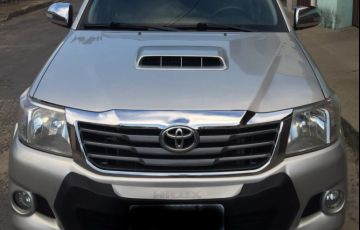 Toyota Hilux 3.0 TDI 4x4 CD SRV Top (Aut)