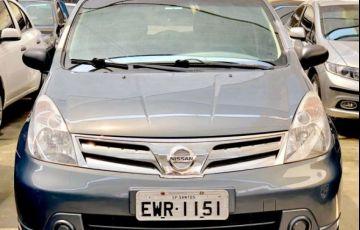 Nissan Livina S 1.8 16V Flex - Foto #1