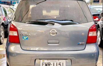 Nissan Livina S 1.8 16V Flex - Foto #5