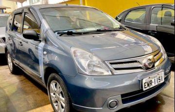 Nissan Livina S 1.8 16V Flex - Foto #6