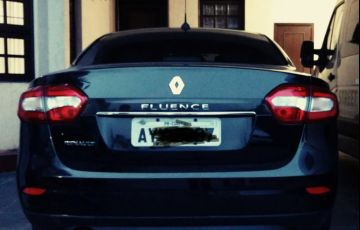 Renault Fluence 2.0 16V Privilege X-Tronic (Flex)