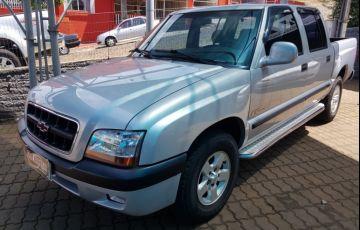 Chevrolet S10 DLX 4X4 2.8 Turbo (Cab Dupla)