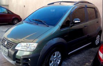 Fiat Idea Adventure 1.8 Dualogic (Flex)