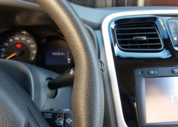 Renault Logan Expression 1.6 16V SCe (Flex) - Foto #8