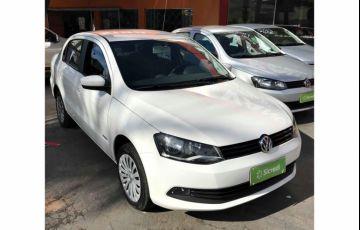Volkswagen Voyage Trend I-Motion 1.6 (Flex)