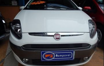 Fiat Punto SP 1.6 16V Flex - Foto #1