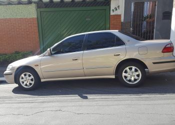 Honda Accord Sedan EXRL 2.3 16V (aut)